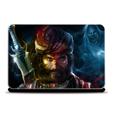 Laptop Skins, raja Laptop Skin | kishore ghosh, - PosterGully