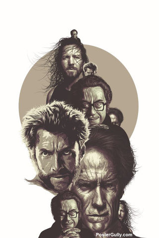 Wall Art, All Faces Artwork | Artist: Raj Khatri, - PosterGully