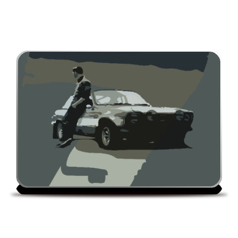 Laptop Skins, paul walker Laptop Skin | Artist: Jayant rana, - PosterGully