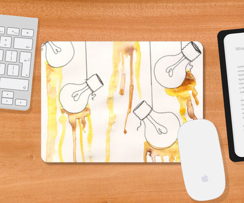 Mousepad, lights Mousepad | Artist : Vanya Verma, - PosterGully