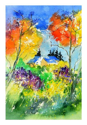 PosterGully Specials, summer 51830 Wall Art | Artist : pol ledent | PosterGully Specials, - PosterGully