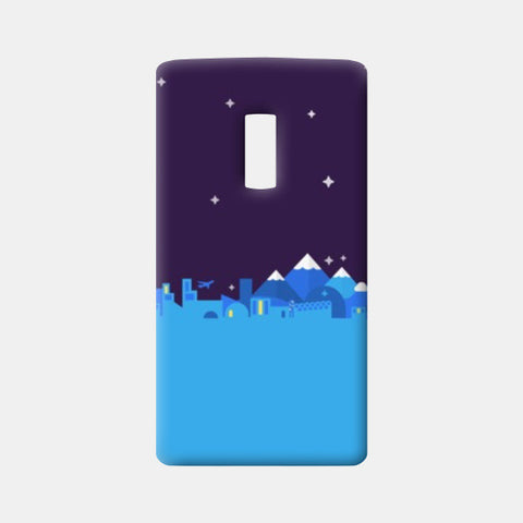 One Plus Two Cases, Midnight City One Plus Two Cases | Artist : Gyan Lakhwani, - PosterGully