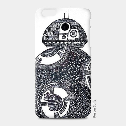 iPhone 6/6S Plus Cases, BB-8  iPhone 6 Plus/6S Plus Cases | Artist : My intricate designs, - PosterGully