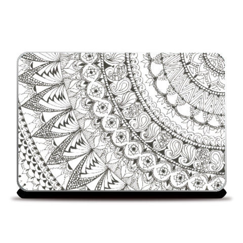 Laptop Skins, The Circle of Life Laptop Skin | Artist: Surabhi Kuthiala, - PosterGully