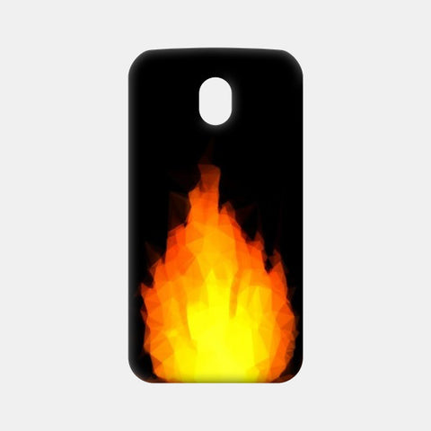 Fire in my bones Moto G3 Cases | Artist : Maitreyeeee