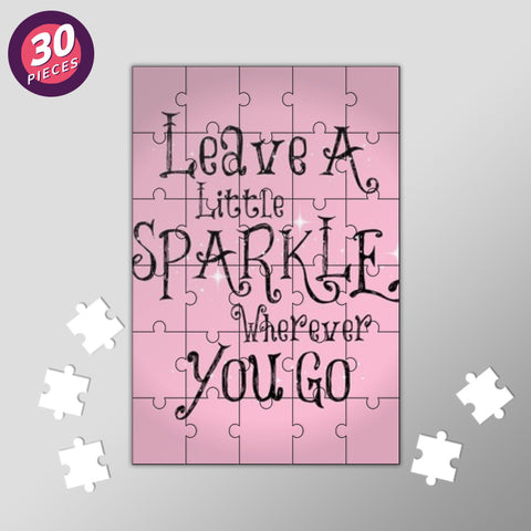 life quote Jigsaw Puzzles