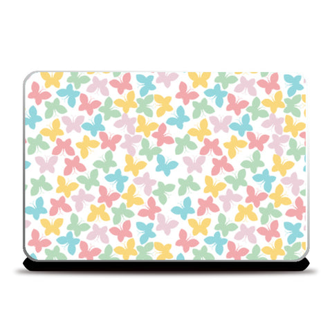 Floral Kid Design Laptop Skins | Artist : Creative DJ