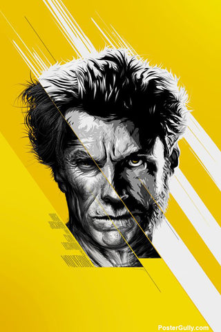 Wall Art, Wolverine Artwork | Artist: Raj Khatri, - PosterGully