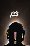 Brand New Designs, Daft Punk Flame Artwork | Artist: Devraj Baruah, - PosterGully - 1