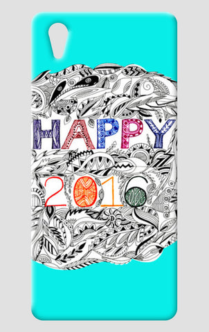 Happy 2016 One Plus X Cases | Artist : Amulya Jayapal