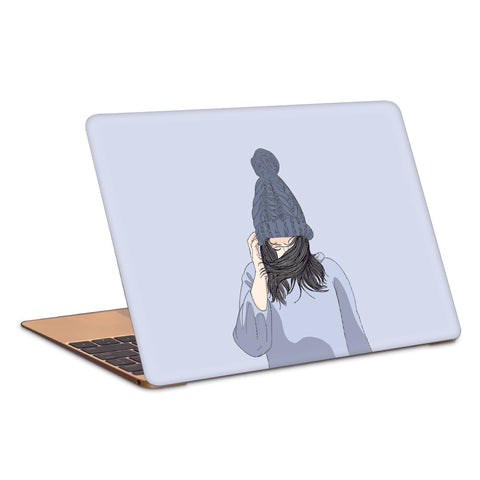 Cold Winter Feels Artwork Laptop Skin