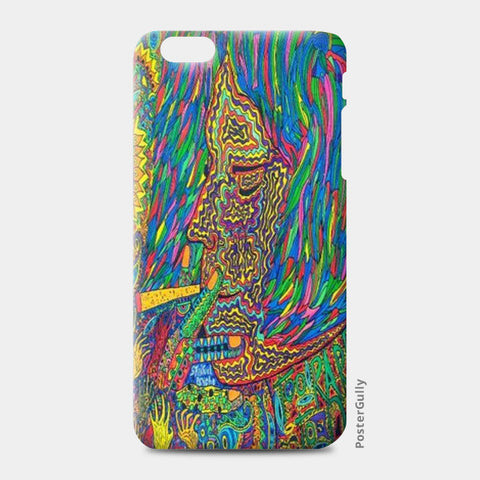 iPhone 6 Plus / 6s Plus Cases, Marijuana iPhone 6 Plus / 6s Plus Case | Spiritual Psycho, - PosterGully
