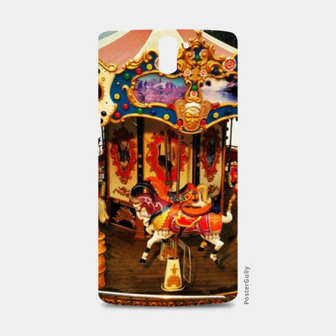 One Plus One Cases, Carousel One Plus One Cases | Artist : Yagneswar, - PosterGully