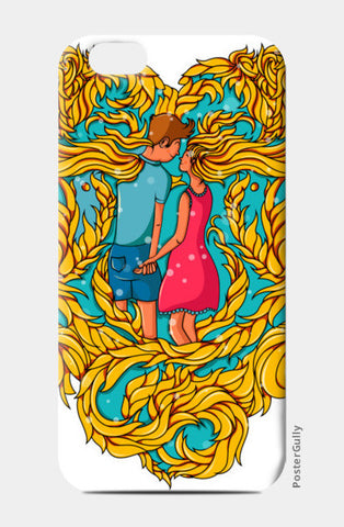 Forever in Love iPhone 6/6S Cases | Artist : Harsimran sain