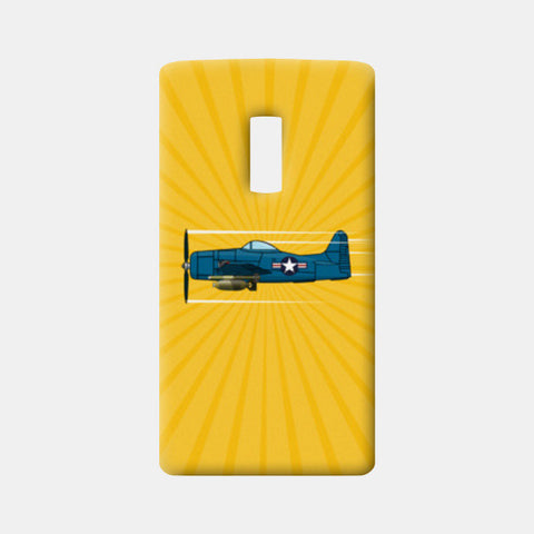 Grumman F8F Bearcat One Plus Two Cases | Artist : Himanshu Sood