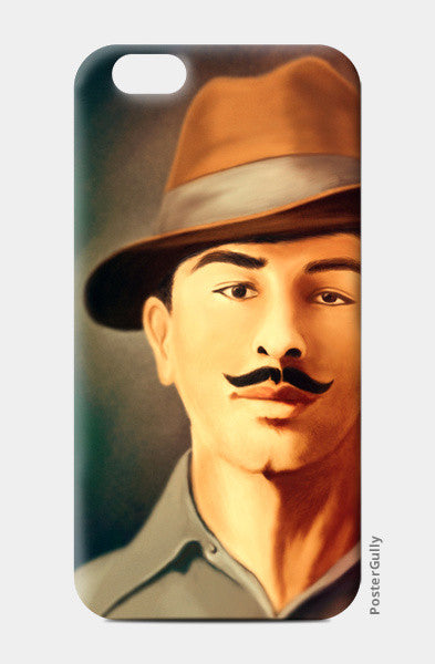 Bhagat Singh Iphone 6 6s Cases Artist Jaspreet Singh Postergully