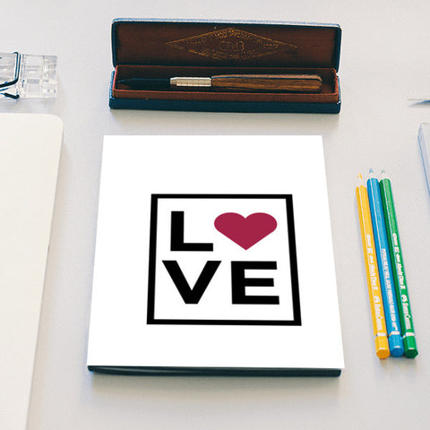 Love Notebook | Artist : Abhishek Bhardwaj
