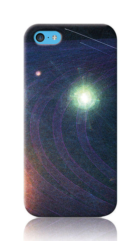 iPhone Cases, Outer Space iPhone 5C Case | Artist: Devraj Baruah, - PosterGully