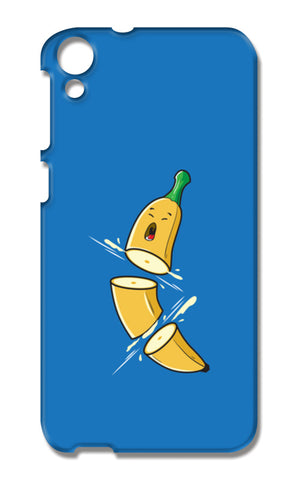 Sliced Banana HTC Desire 820 Cases | Artist : Inderpreet Singh