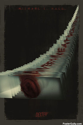 Brand New Designs, Dexter Slide Artwork | Artist: Raj Khatri, - PosterGully