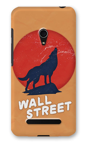 Wolf Of The Wall Street Grunge | Asus Zenfone 5 Cases
