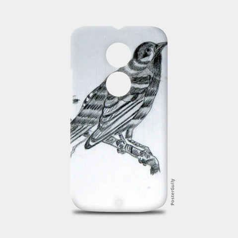 Moto X2 Cases, chirpings Moto X2 Cases | Artist : Kriti Pahuja, - PosterGully