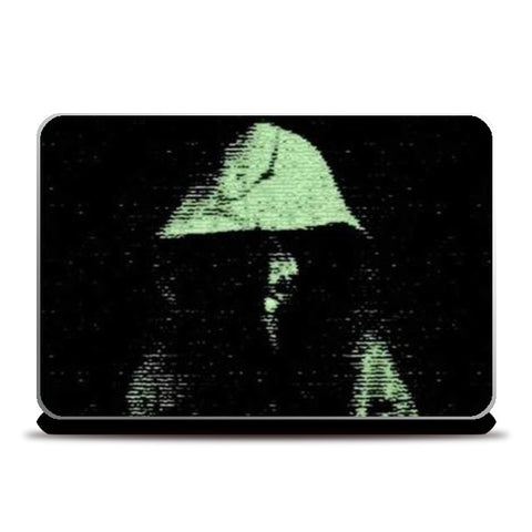 Laptop Skins, Ghost Laptop Skins | Artist : DHAATU, - PosterGully