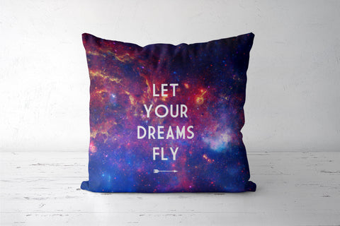 Let Your Dreams Fly Cushion Covers | Artist : Suraaj Ajithakumar