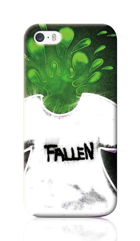 iPhone Cases, Fallen Angel iPhone 5/5S Case | Artist: Devraj Baruah, - PosterGully