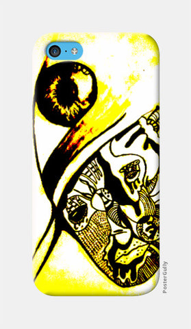 iPhone 5c Cases, Artist and the third eye iPhone 5c Case | Vikrant Khirwar, - PosterGully