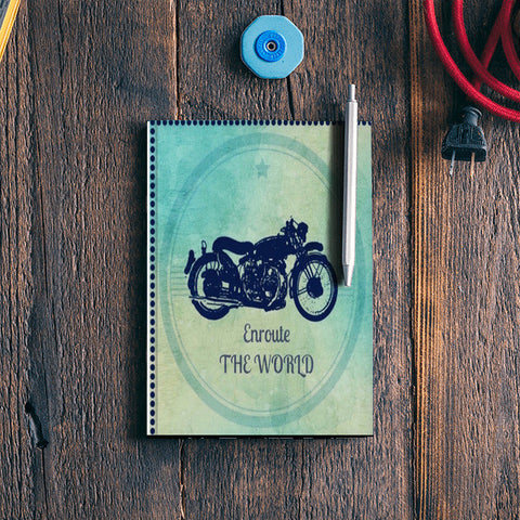 travel Notebook | Artist : Priyanka Singhania