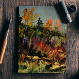 autumn 450152 Notebook | Artist : pol ledent