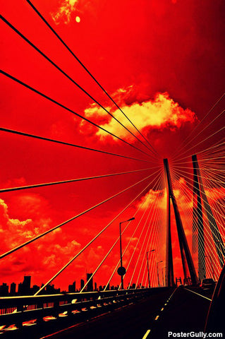 Brand New Designs, Bridge Artwork | Artist: Louis Olakkengal, - PosterGully - 1