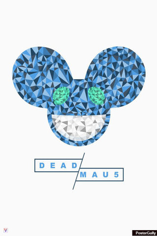 Wall Art, Deadmau5 Artwork | Artist: Siladityaa Sharma, - PosterGully