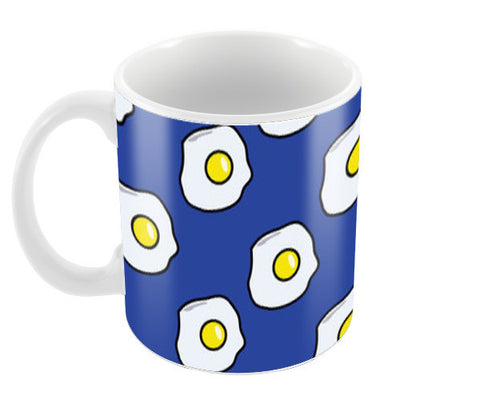 Eggs Coffee Mugs | Artist : Lakshana Raja