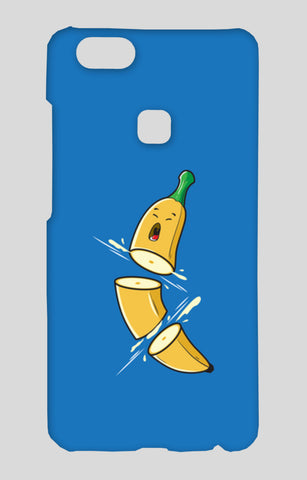 Sliced Banana Vivo V7 Plus Cases | Artist : Inderpreet Singh