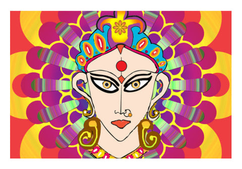 The Divine Goddess Art PosterGully Specials