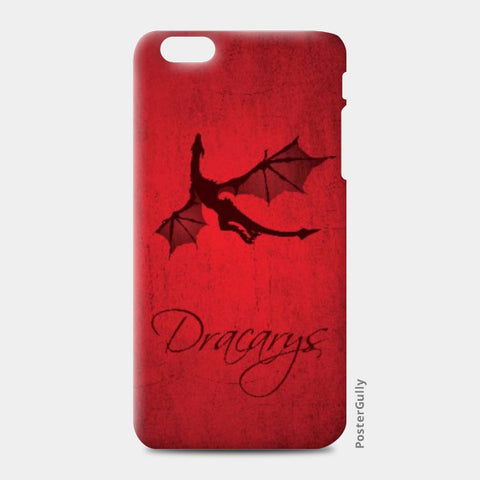 iPhone 6 Plus Cases, Dracarys Game of Thrones | Artist: Kshitija Tagde, - PosterGully
