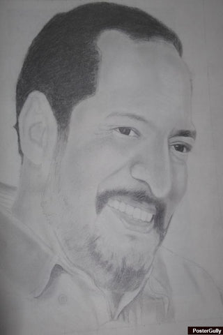 Wall Art, Nana Patekar Artwork | Artist: Neha Pawar, - PosterGully