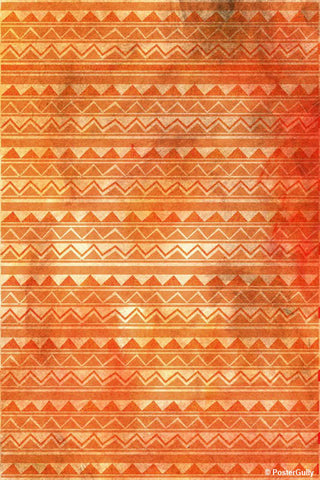 Brand New Designs, Aztec Abstract 2 Artwork | Artist: Simran Anand, - PosterGully - 1
