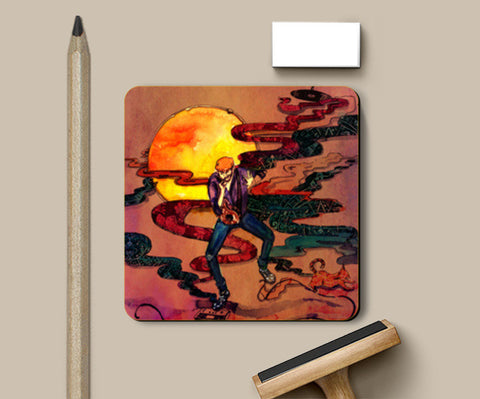 Coasters, Coutto Coasters | Artist : Kokila Bhattacharya, - PosterGully