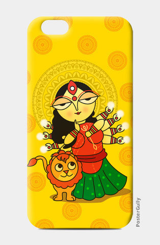 Dugga Dugga iPhone 6/6S Cases | Artist : Aniket Mitra