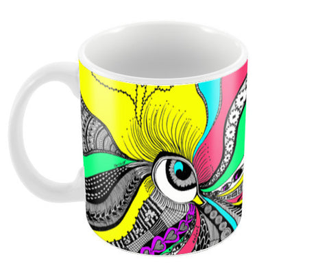 Mug full o'dreams Coffee Mugs | Artist : Anjuri Jain
