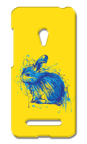 Rabbit Asus Zenfone 5 Cases | Artist : Inderpreet Singh