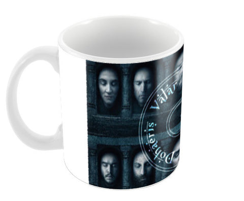 Game Of Thrones Coffee Mugs | Artist : BY Karan Mehta and Darakhsha Dandekar