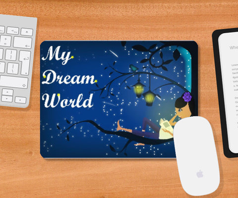 Mousepad, Dream Mousepad | Artist: Vidhisha Kedia, - PosterGully