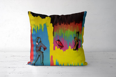 My choice Cushion Cover | Anushree