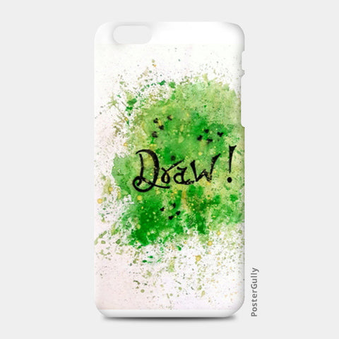 Colourfull  iPhone 6 Plus/6S Plus Cases | Artist : Vaishnavi Gajapure