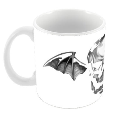 avenged sevenfold mug Coffee Mugs | Artist : Aakarsh Sharma
