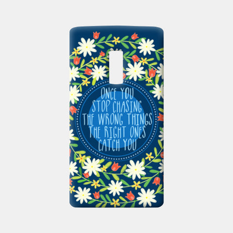 MOTIVATIONAL QUOTE One Plus Two Cases | Artist : Paper Pankh